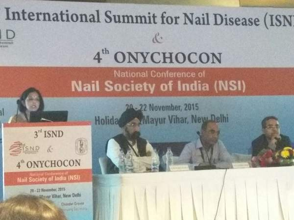 International summit for nail disease